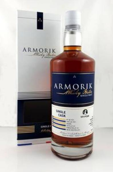 Armorik 12 Jahre 2007-2020 Sauternes Single Cask 54,0% vol. 0,7l