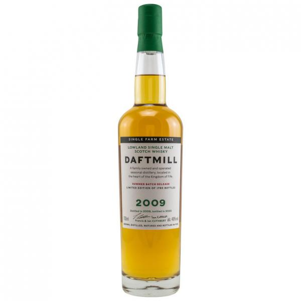 Daftmill 2009-2020 Summer Batch Release 46,0% vol. 0,7l