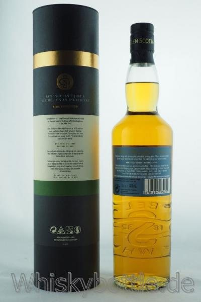 Glen Scotia 18 Jahre 2000 Vintage Release No.1 -  46,0% vol. 0,7l