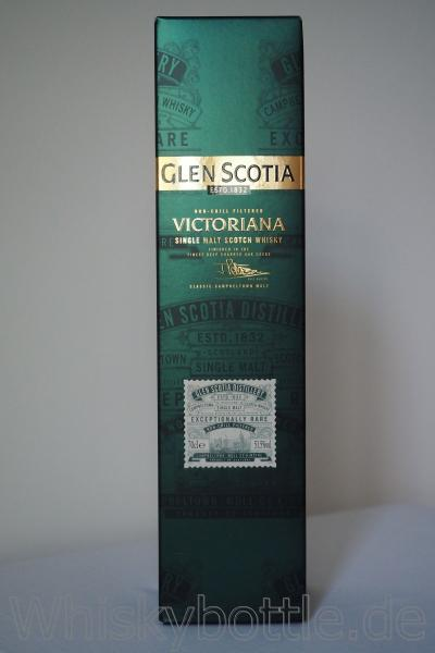 Glen Scotia Victoriana 51.5% vol. 0,7l