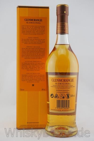 Glenmorangie 10 Jahre The Original 40% vol. 0,7l