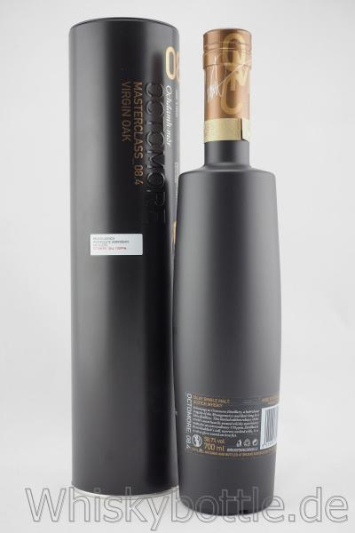 Bruichladdich Octomore Masterclass 08.4 Virgin Oak 58,7% vol. 0,7l