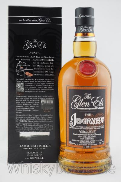 Glen Els Journey 2018 43,0% vol. 0,7l