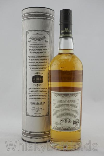 Glen Keith 21 J.1995-2017 Old Particular D. Laing 51,5% vol. 0,7l