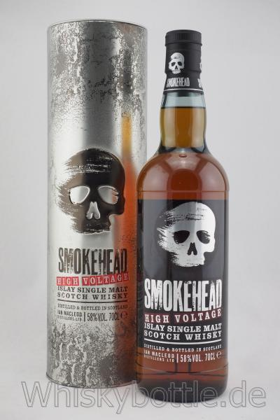 Smokehead High Voltage Whisky 58,0% vol. 0,7l