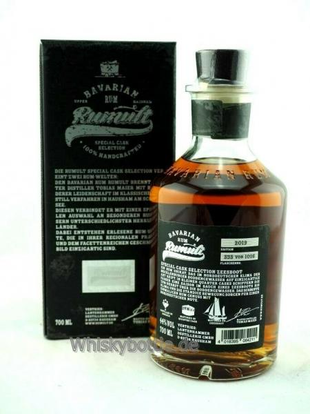 Rumult Special Cask Selection Zeesboot 44,0% vol. 0,7l