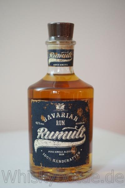 Rumult Bavarian Rum Limited Edition 43.0% vol. 0,7l