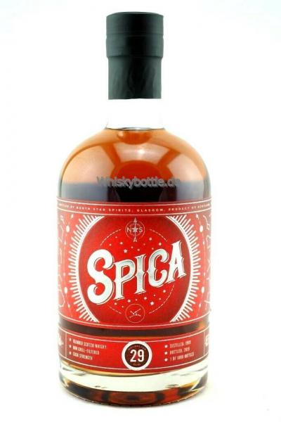 Spica 29 Jahre 1989-2019 North Star Spirits 43,1% vol. 0,7l