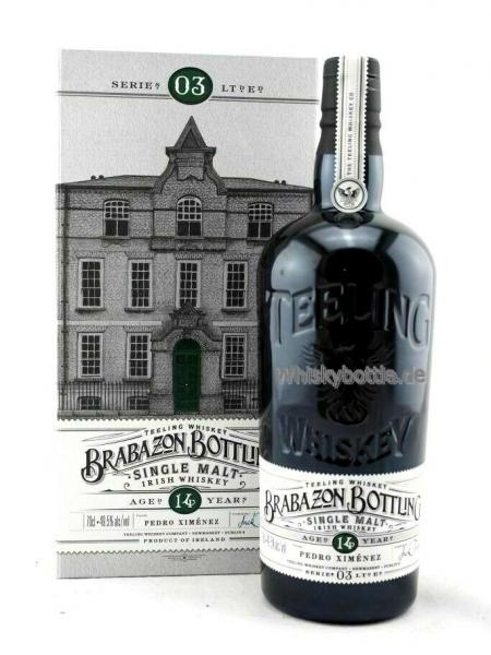 Teeling Brabazon Bottling No.03 - 49,5% 0,7l