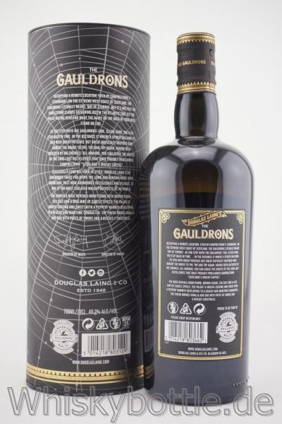 The Gauldrons Small Batch No.02 Blended Malt 46,2%vol. 0,7l