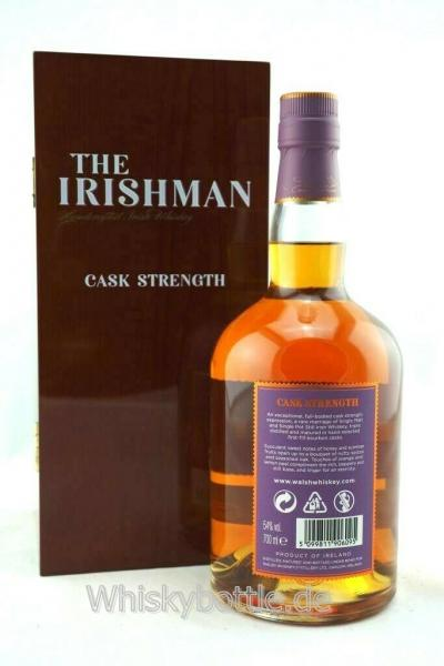 The Irishman 2018 Cask Strength