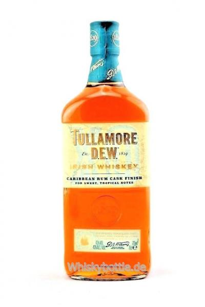 Tullamore D.E.W. XO Caribbean Rum Cask finish Irish Whiskey 43,0% vol. 0,7l
