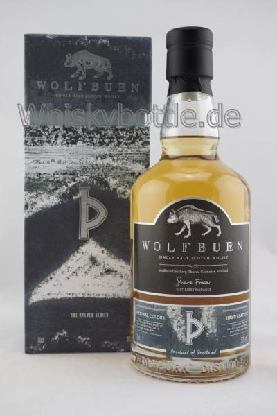 Wolfburn The Kylver Series No.3  50,0% vol. 0,7l
